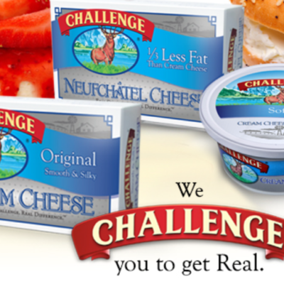 H-E-B Stores: Free Challenge Cream Cheese W/ Coupon