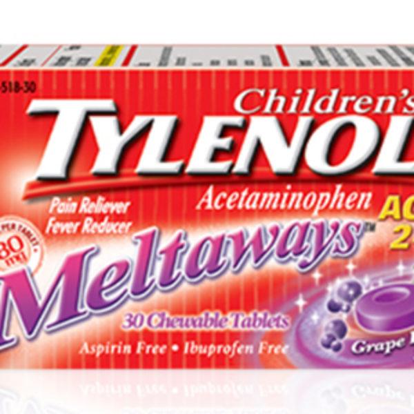 Infant Tylenol Coupon