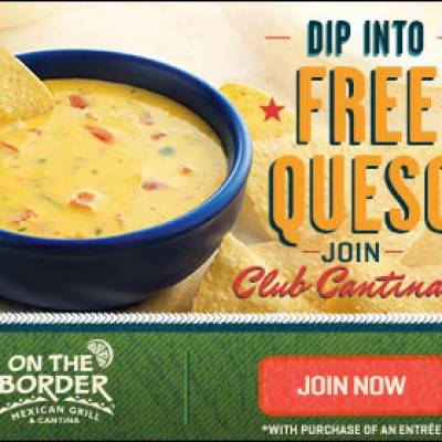 On The Border: Free Bowl Of Queso