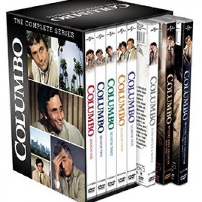 Amazon: Columbo Complete series DVD's Just $49.99 (Reg $149.99) & Free Shipping