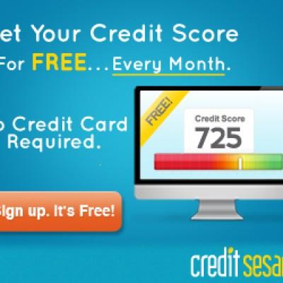 Credit Sesame: Free Credit Score + Free Monitoring + Free Insurance