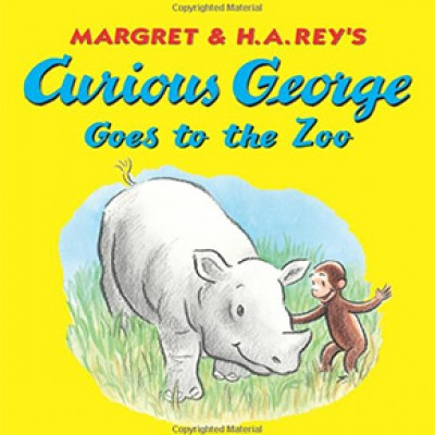 Free Kindle Edition: Curious George Goes To The Zoo