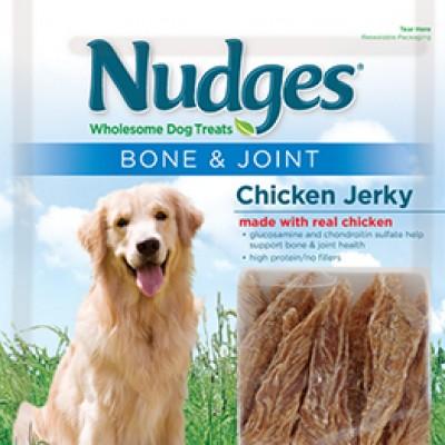 Nudges Dog Treats Coupon & Sweeps