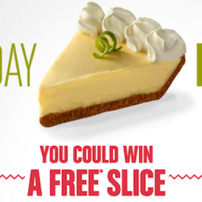 Edwards Friday Pie-Day Giveaway