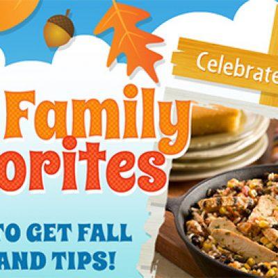 Perdue Fall Family Favorites Recipes