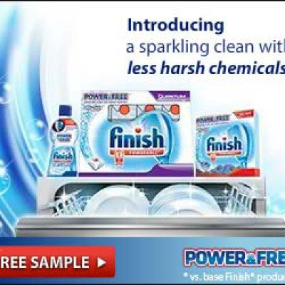 Free Finish Power & Free Samples