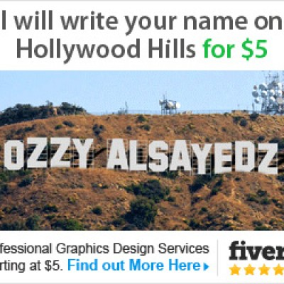 Fiverr: Buy Your Wildest Ideas or Needed Services For Just $5.00