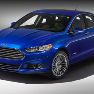 Ford Nation: Win A 2015 Ford Fusion