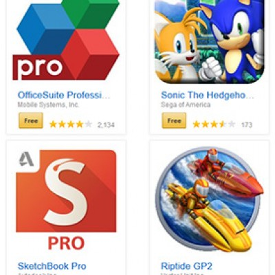 27 Free Apps from Amazon