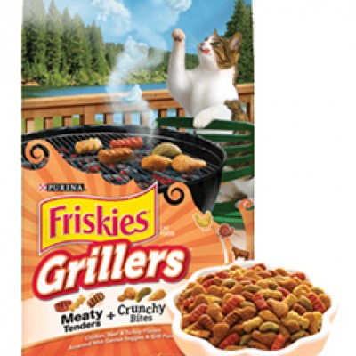 Friskies Grillers Free Trial Coupon