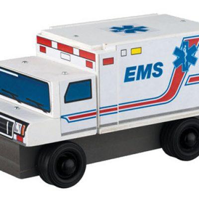 Home Depot: Free Kids Workshops EMS Truck