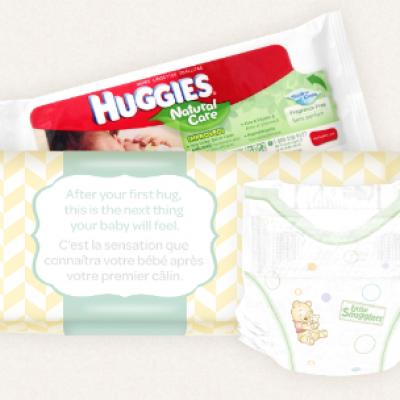 Free Huggies Diapers & Wipes Samples