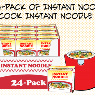 Good Cook Noodle Maker Giveaway