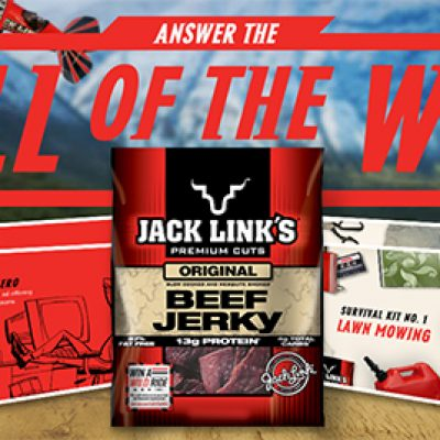 Jack Links: Call Of The Wild Sweepstakes
