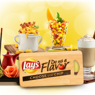 Lays Do Us A Flavor Giveaway: Win A Target Giftcard