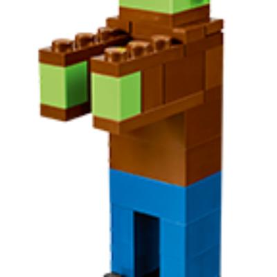 LEGO Mini Model Build: LEGO Monster