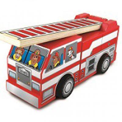 Lowe's Build N' Grow Clinic: Free Fire Truck W/ Ladder