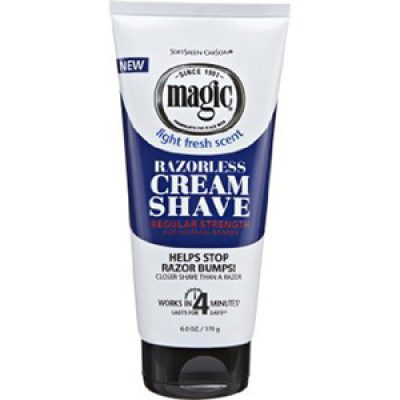 Free Magic Shave Samples