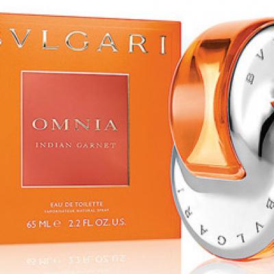 Free Bvlgari Omnia Indian Garnet Fragrance Samples