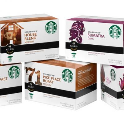 Starbucks Coupon Round-up