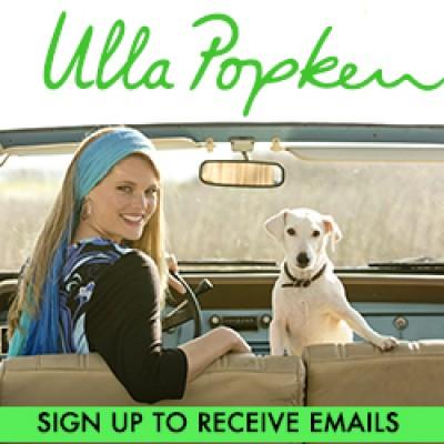 Ulla Popkin Semi-Annual Sale 25% Off + 20% Off New Members