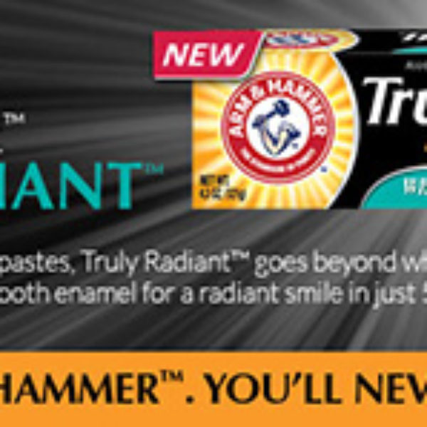Free Arm & Hammer Truly Radiant Samples