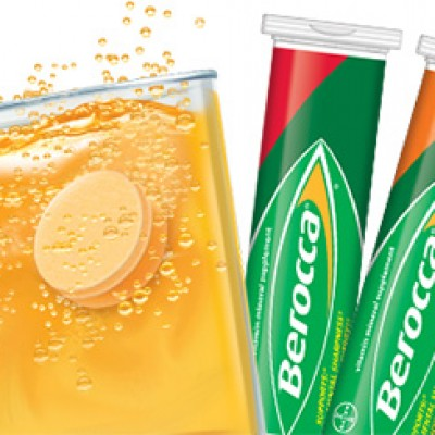 Free Sample of Berocca