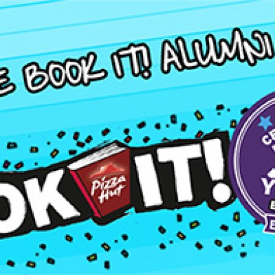 Pizza Hut Book It! Alumni: Free One-Topping Carryout Pizza
