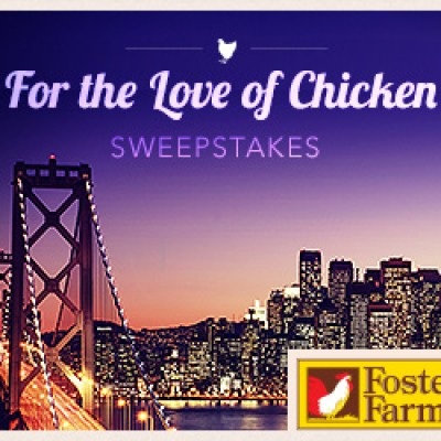 Win a Chicken Lovers' Trip for Two to San Francisco