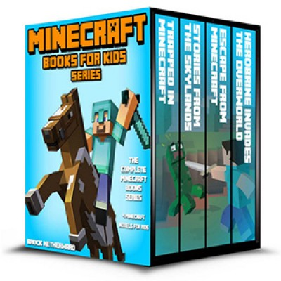 Free Kindle Edition: The Complete Minecraft Book Series