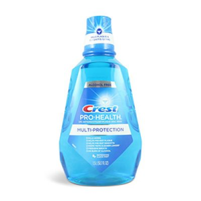 Crest $1.00 Off Rinse Coupon