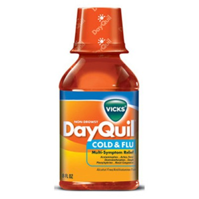New! DayQuil & NyQuil Coupons
