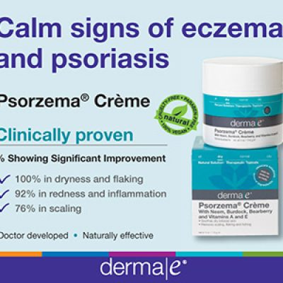 Psorzema Creme Sample Giveaway