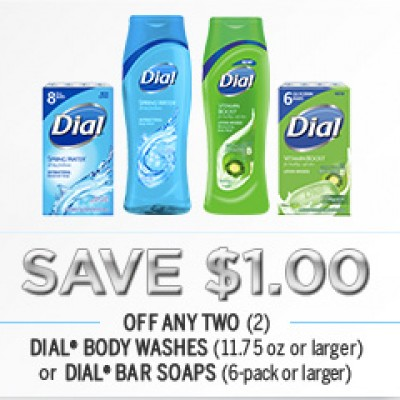 Dial Coupons on Facebook