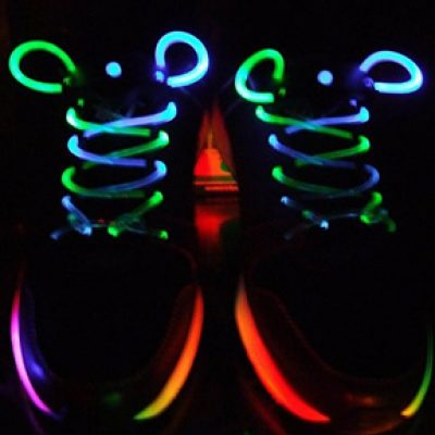 LED Flashing Laces Only $2.18 + Free Shipping