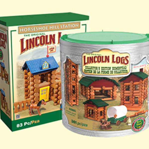 Lincoln Logs Sweepstakes