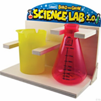 Lowe's: Free Science Lab Kit