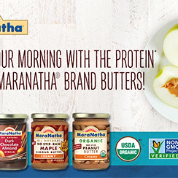 Win Maranatha Brand Products