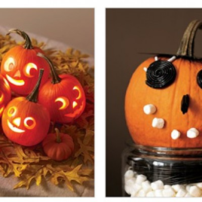 Martha Stewart: Hundreds of Pumpkin Ideas & Projects