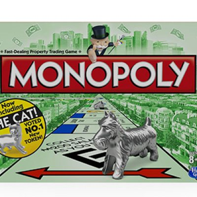Monopoly Board Game $7.87 = 56% Off