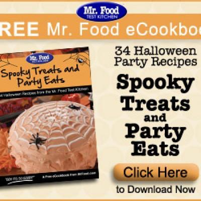 Free Spooky Treats & Party Eats Recipes