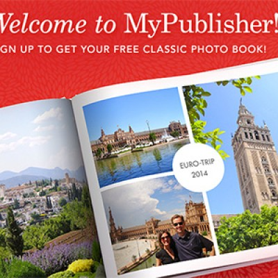 MyPublisher: Free Classic Hardcover Photo Book