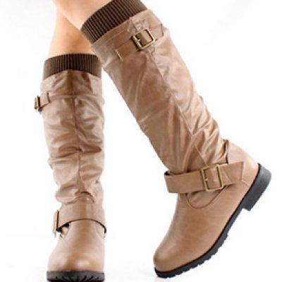 West Blvd Knee High Boots As Low As $14.99 (Reg $74.99) + Prime Shipping
