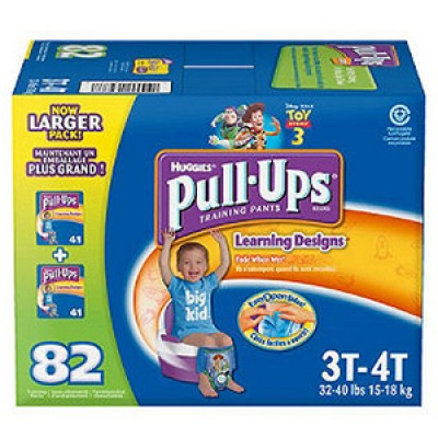 Pull-Ups Training Pants Coupons