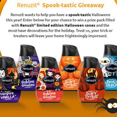 Renuzit Spook-tastic Giveaway