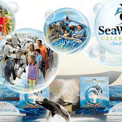 Sea World: Sea Of Suprises Sweepstakes