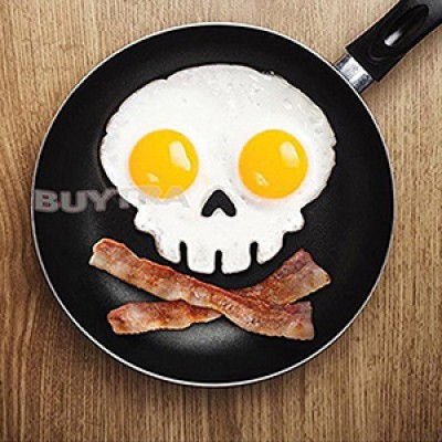 Skull Egg Mould Only $3.59 + Free Shipping