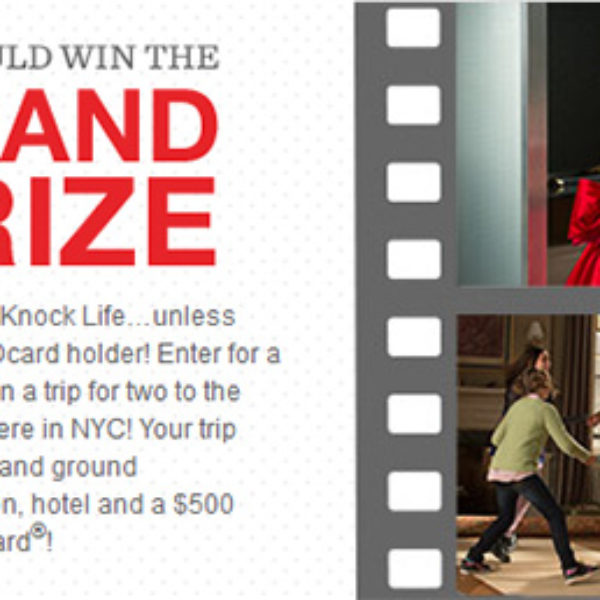 Target Annie Redcard Sweepstakes