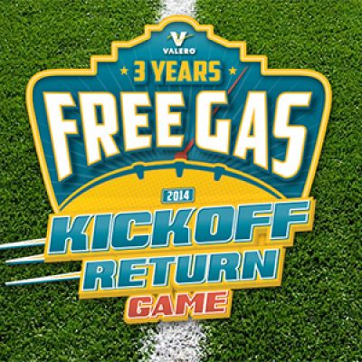 Valero: Win Free Gas For 3 Years