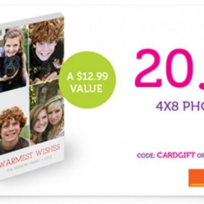 York Photo: 20 Free Customized Photo Cards - Expires Oct 15th